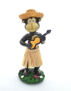HULA DOLL  HULA MONKEY 788